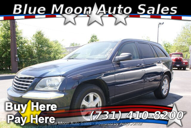 2005 Chrysler Pacifica Touring FWD 4-Speed Automatic