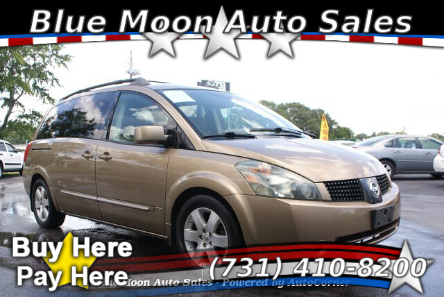 2004 Nissan Quest 3.5 SE 5-Speed Automatic